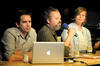 <p>25th Brno Biennial 2012 – <em>Biennial Talks</em>, Experimental Jetset<br /><small>(photo: Kamil Till)</small></p>